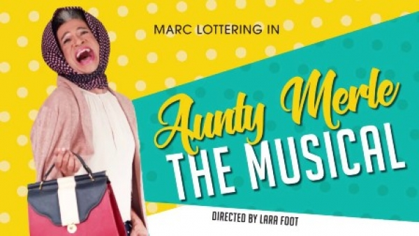 Aunty Merle The Musical Hits Joburg Theatre